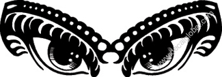 Eyes Decal 12
