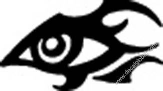Eyes Decal 136