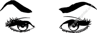 Eyes Decal 14