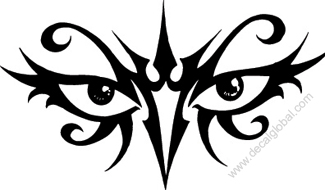 Eyes Decal 16