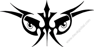 Eyes Decal 23