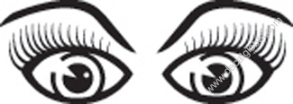 Eyes Decal 4