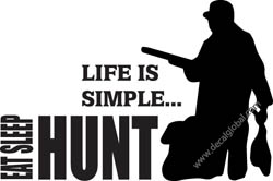 Life is Simple Hunt(3-269)