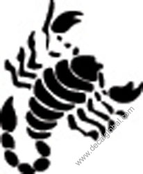 Scorpion Decal (21)