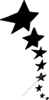 Star Decal 39