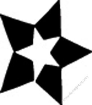 Star Decal 41