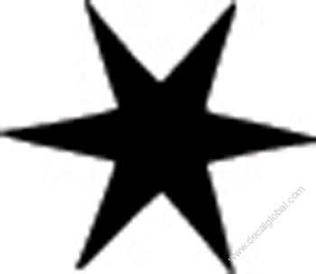Star Decal 42
