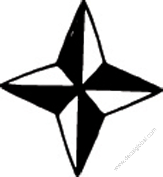 Star Decal 48