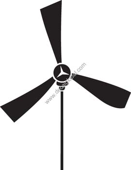 Windmill Decal1