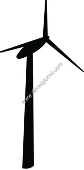 Windmill Decal20