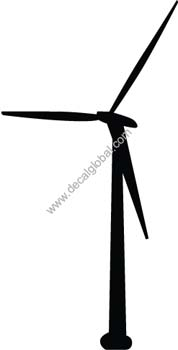 Windmill Decal23