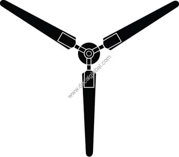 Windmill Decal7