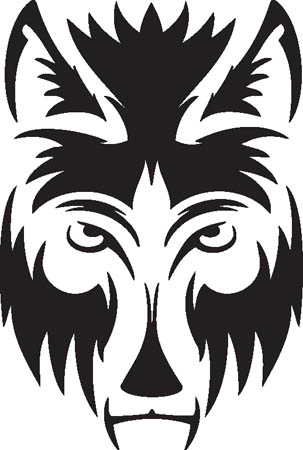 Night Wolves Decals