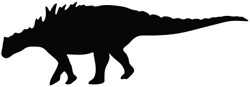 Dinosaur Decal 2