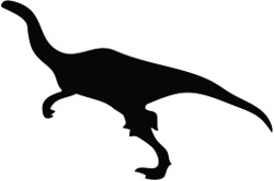 Dinosaur Decal 3