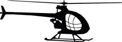 Helicopter Decal 1