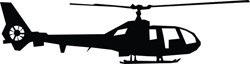 Helicopter Decal 10