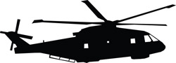Helicopter Decal 13