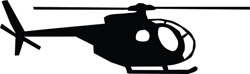 Helicopter Decal 14