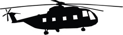 Helicopter Decal 15
