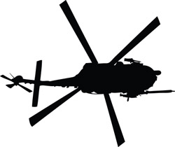 Helicopter Decal 17
