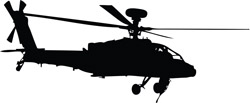 Helicopter Decal 19