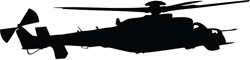 Helicopter Decal 20