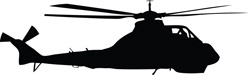 Helicopter Decal 21