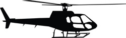 Helicopter Decal 6