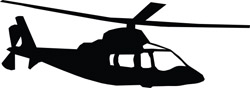Helicopter Decal 8
